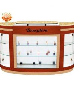Advance Reception Counter – Yellow Marble