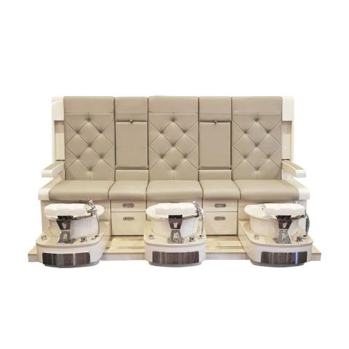 Bench Spa W/No Roller Massage Pedicure Chair
