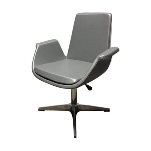 Lotus Customer Chair Silver