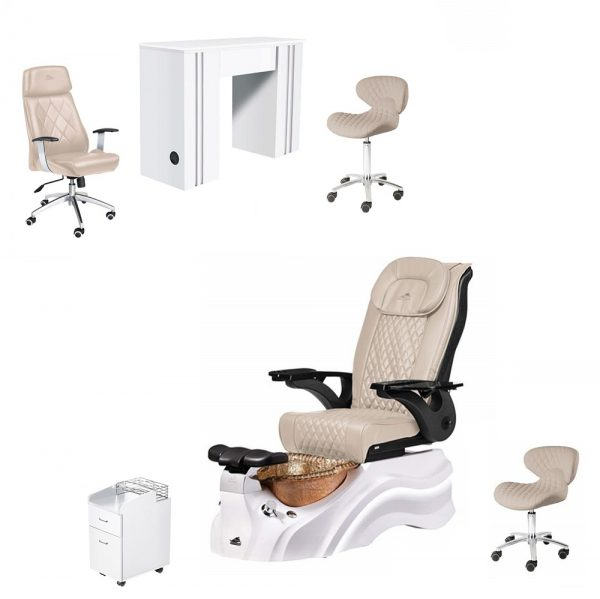 Pleroma Pedicure Spa Chair Package