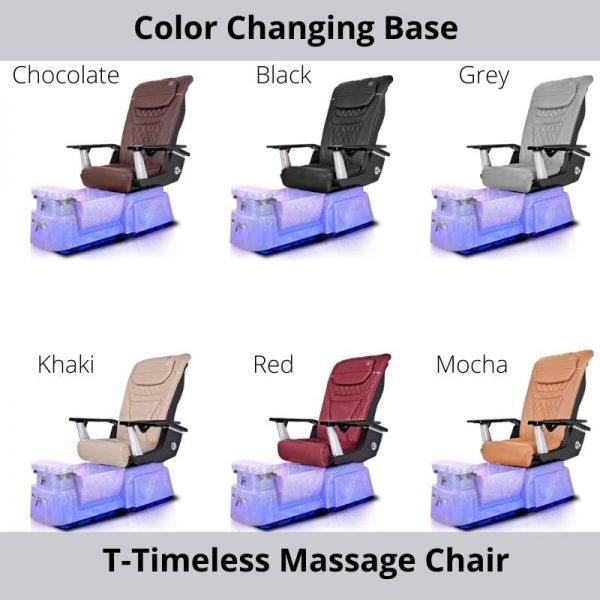 Aurora Spa Pedicure Chair