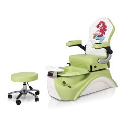 Little Mermaid Kids Spa Pedicure Chair