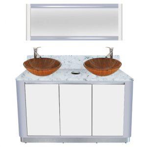 Nova I Double Sink