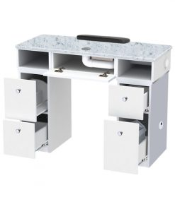 Nova I Manicure Table With Exhaust
