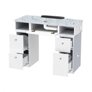 Nova I Manicure Table With Exhaust