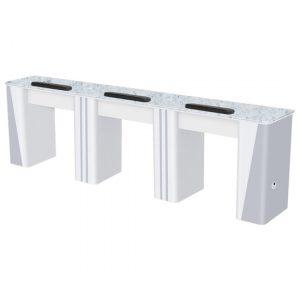 Nova I Triple Manicure Table