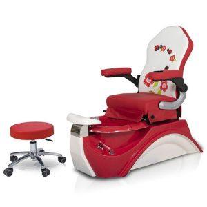 Brianna-R Kid Spa Pedicure Chair